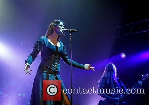 Floor Jansen, Nightwish, Manchester and Apollo 19