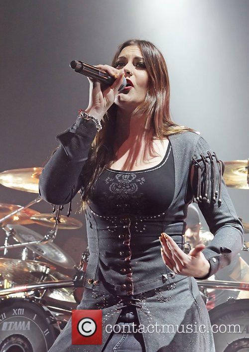 Floor Jansen, Nightwish, Manchester, Apollo