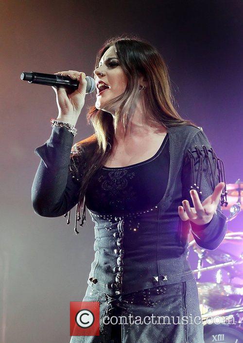 Floor Jansen, Nightwish, Manchester and Apollo 13