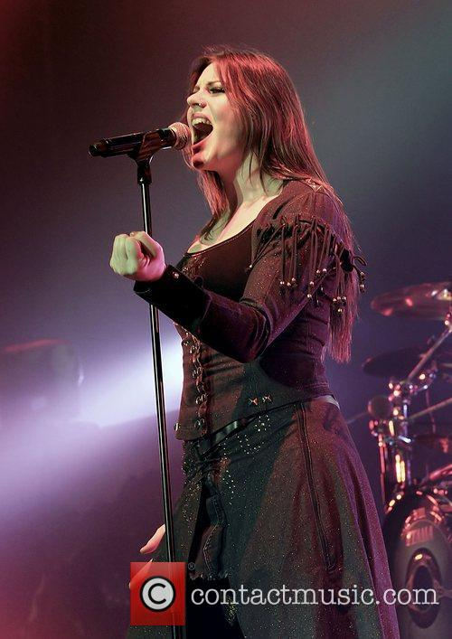 Floor Jansen, Nightwish and Apollo Manchester 5