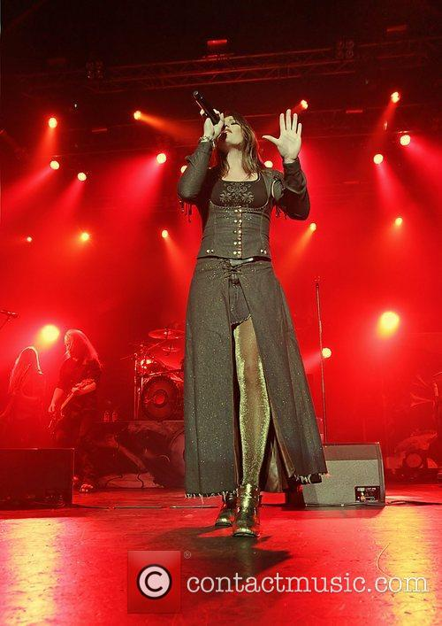 Floor Jansen, Nightwish, Manchester and Apollo 21