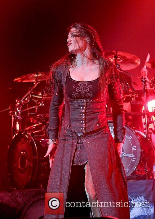 Floor Jansen, Nightwish, Manchester and Apollo 5