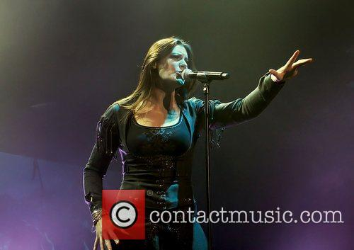 Floor Jansen, Nightwish and Apollo Manchester 4