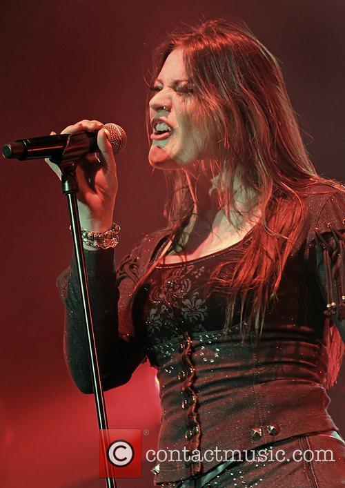 Floor Jansen, Nightwish, Manchester and Apollo 8