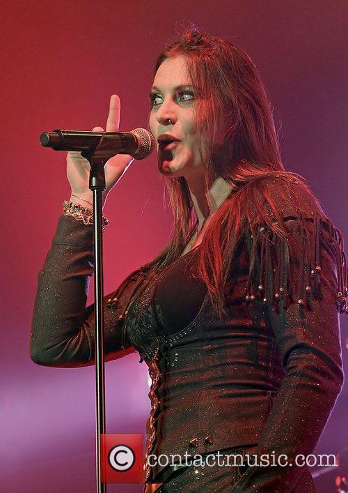 Floor Jansen, Nightwish, Manchester and Apollo 16