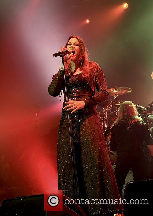Floor Jansen, Nightwish, Manchester and Apollo 14