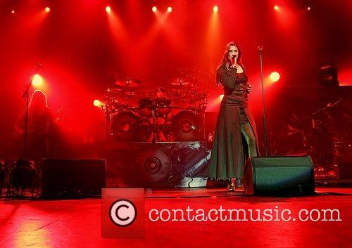 Floor Jansen, Nightwish and Apollo Manchester 6