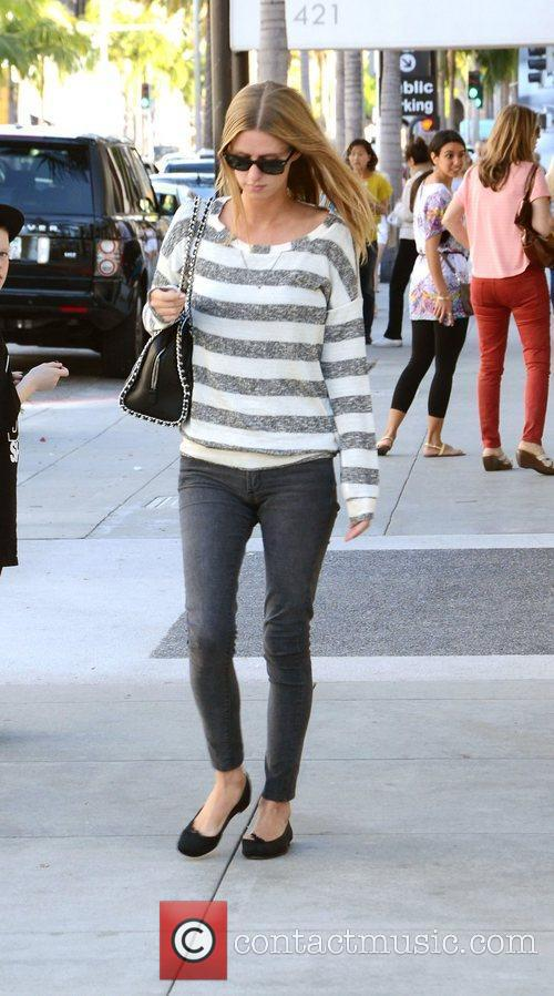 Nicky Hilton out and about on Rodeo Drive....