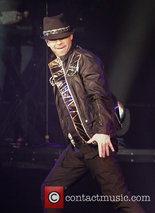 Donnie Wahlberg, New Kids On The Block and Liverpool Echo Arena 2