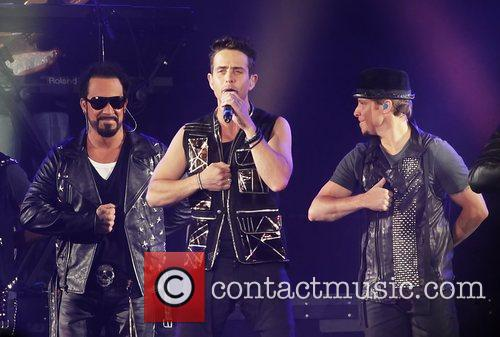 Joey Mcintyre, New Kids On The Block and Liverpool Echo Arena 3