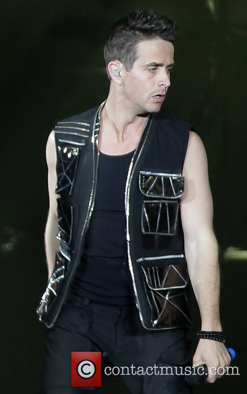Joey Mcintyre, New Kids On The Block and Liverpool Echo Arena 1