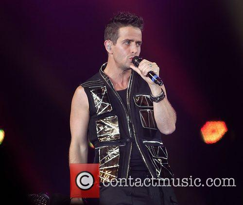 Joey Mcintyre, New Kids On The Block and Liverpool Echo Arena 4