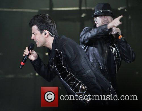 Jordan Knight, New Kids On The Block and Liverpool Echo Arena 2