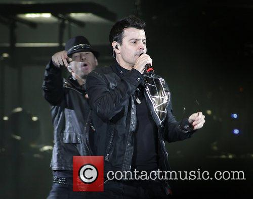 Jordan Knight, New Kids On The Block, Liverpool Echo Arena