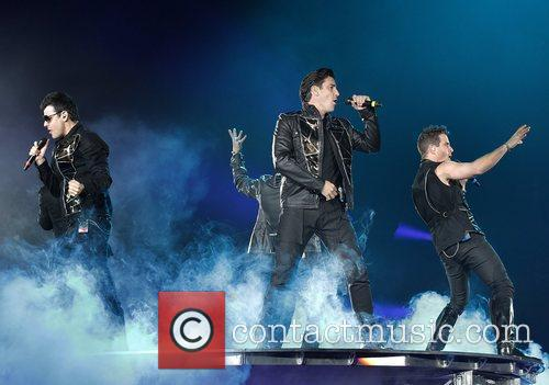 New Kids On The Block and Liverpool Echo Arena 3