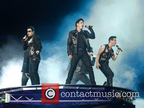New Kids On The Block and Liverpool Echo Arena 5