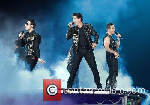 New Kids On The Block and Liverpool Echo Arena 6