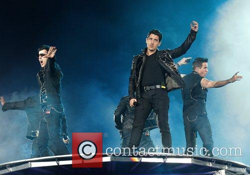 New Kids On The Block and Liverpool Echo Arena 7