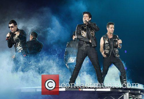 New Kids On The Block and Liverpool Echo Arena 9