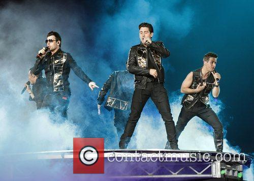 New Kids On The Block and Liverpool Echo Arena 10