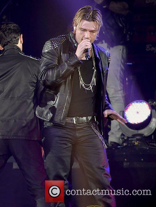 Nick Carter and Liverpool Echo Arena 2