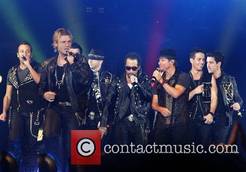 New Kids On The Block, Liverpool Echo Arena