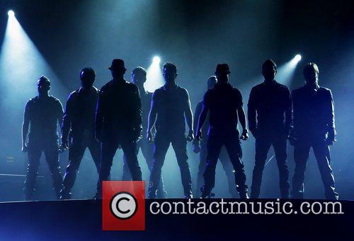 New Kids On The Block and Liverpool Echo Arena 14