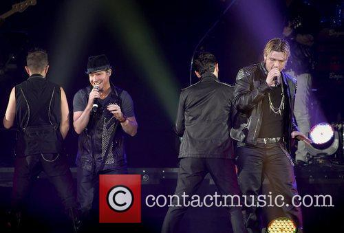 New Kids On The Block and Liverpool Echo Arena 17