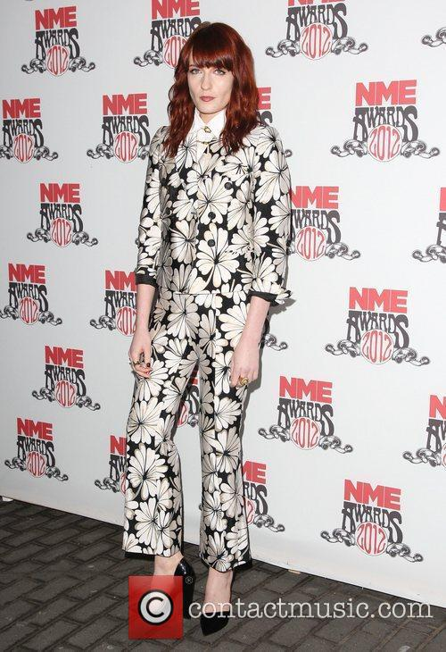 Florence Welch, Florence And The Machine and Brixton Academy 4