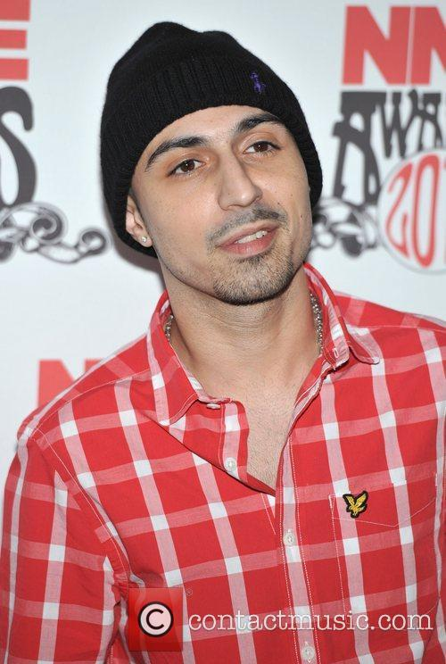 Adam Deacon NME Awards 2012 held at the...