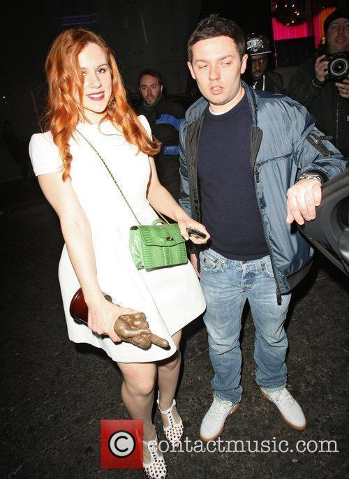 The NME Awards 2012 Afterparty held at The...