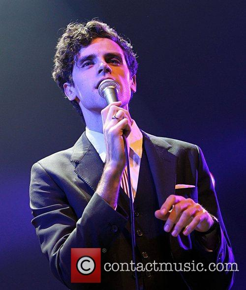 Charlie Fink of Noah & The Whale performing...