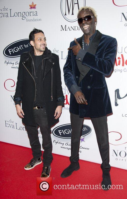 Dynamo and Guest The Noble Gift Gala held...