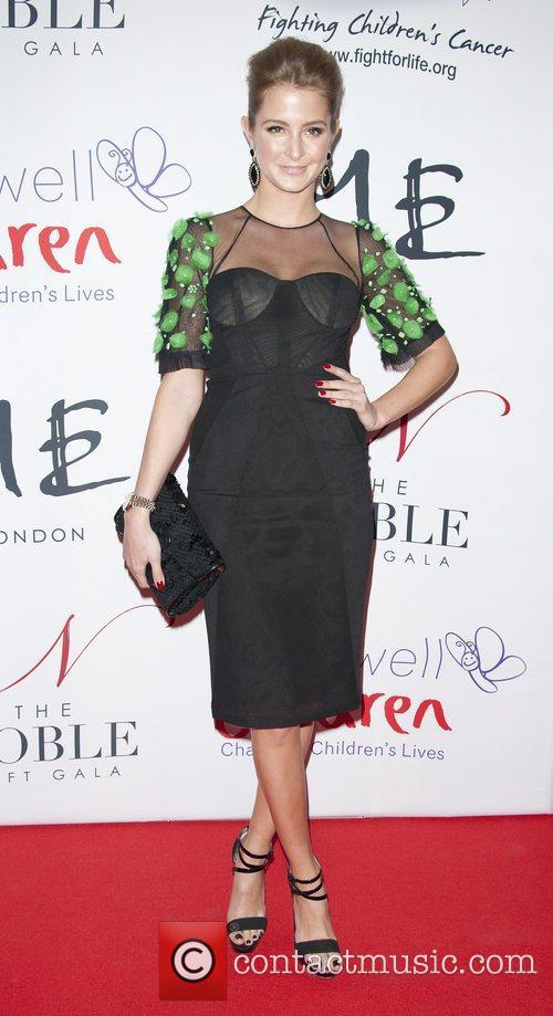 Millie Macintosh The Noble Gift Gala held at...