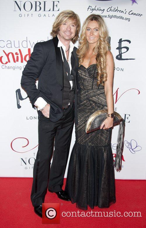 Nicky Clarke and Guest The Noble Gift Gala...