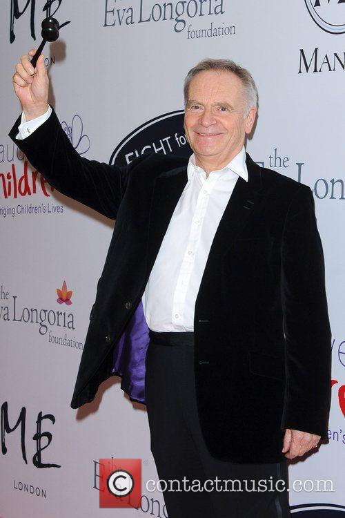 Jeffrey Archer The Noble Gift Gala held at...