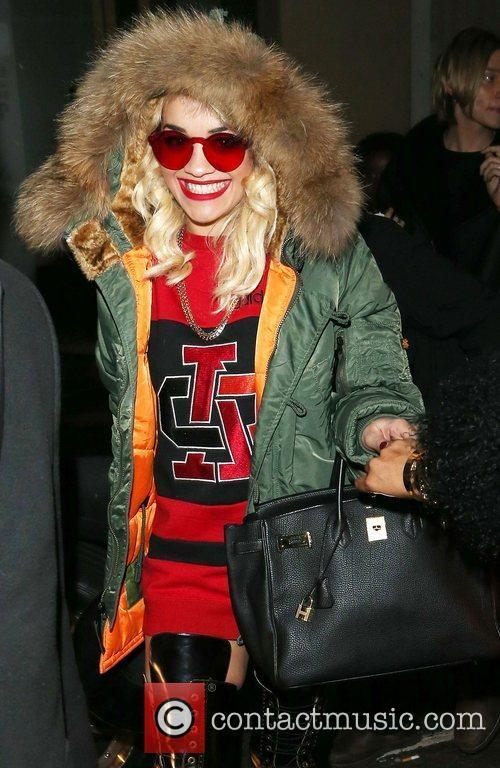 Rita Ora, Nobu Berkeley and Mayfair 16