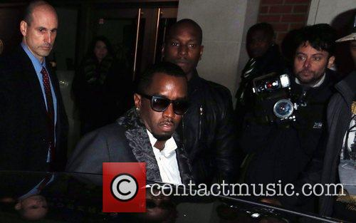 Sean, Diddy' Combs, Nobu Berkeley and Mayfair 7