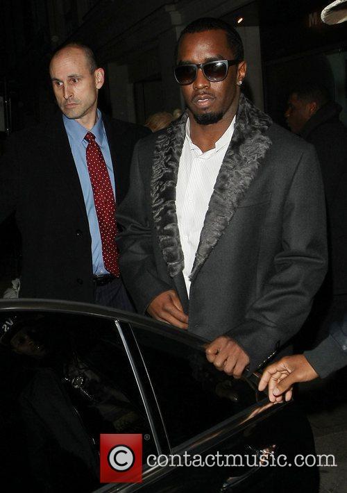 Sean, Diddy' Combs, Nobu Berkeley and Mayfair 11
