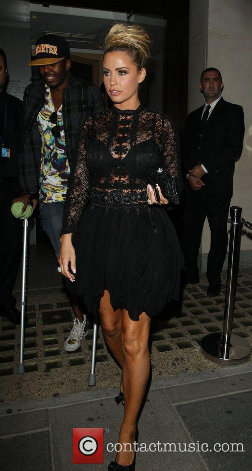 katie price at nobu berkeley london england   280612 3968529