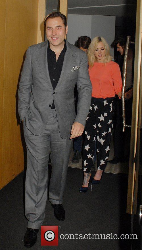 David Walliams and Fearne Cotton 2