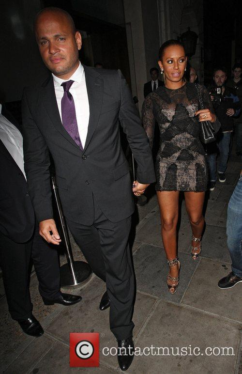 Mel B and Stephen Belafonte 2