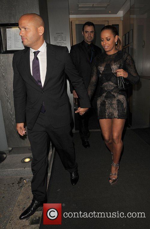 Mel B and Stephen Belafonte 13