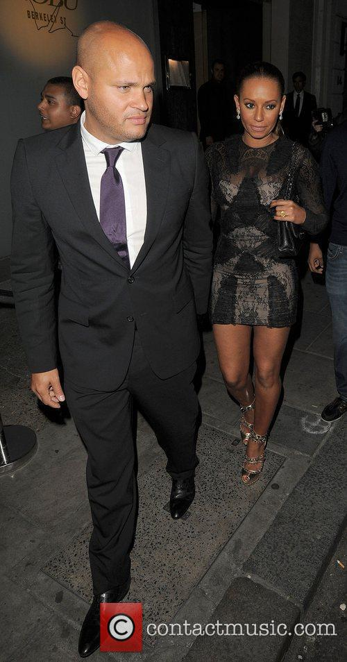 Mel B and Stephen Belafonte 14