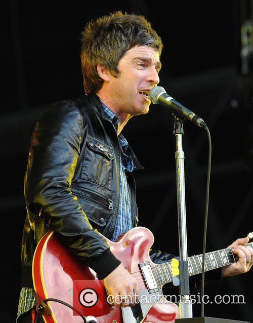 Noel Gallagher's High Flying Birds perform at Croke...