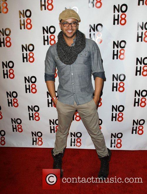 Jay Rodriguez NOH8's 3 year Anniversary Celebration held...