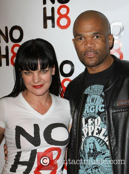 Pauley Perrette, Dmx and House Of Blues 6