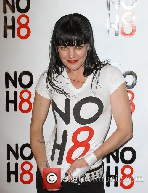 Pauley Perrette and House Of Blues 3