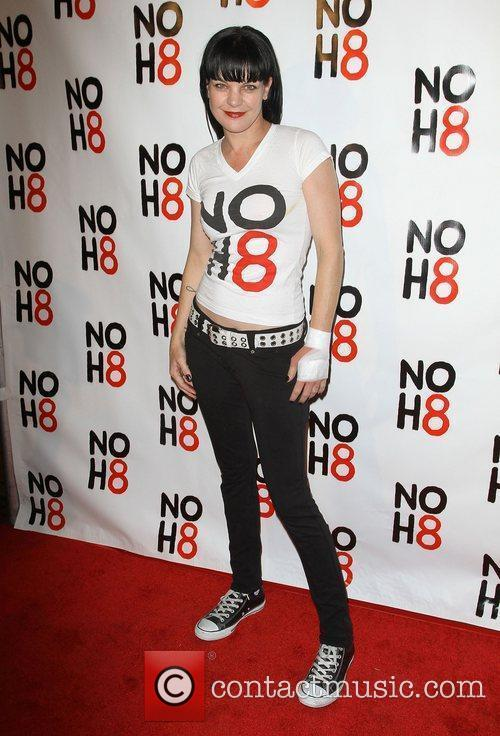 Pauley Perrette and House Of Blues 1
