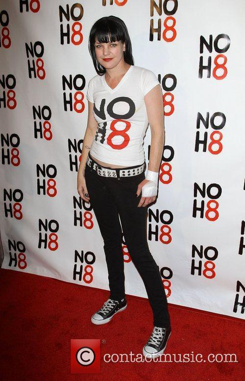 Pauley Perrette and House Of Blues 4
